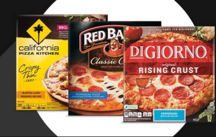 "Buy 1 Get 1 Free Frozen Pizza (DiGiorno, California Pizza Kitchen, Red Baron & More) @ ""Target Wednesday 11/22 Only"""