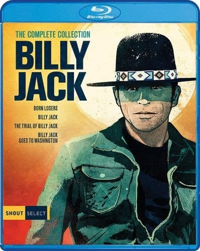 The Complete Billy Jack Collection (Blu-ray) $17.99 + Free Shipping