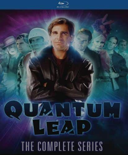 Quantum Leap: The Complete Series (Blu-ray) $24.64 Shipped