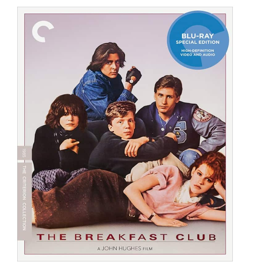 Criterion Collection: The Breakfast Club Pre-order (Blu-ray) $18.31 + Free Shipping