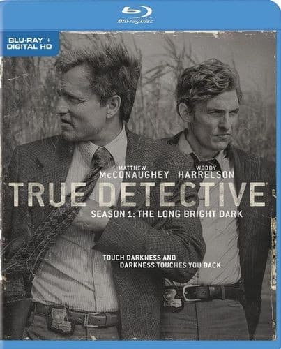 True Detective: The Complete First Season (Blu-ray) or Second Season (Blu-ray) $8.99 Each + Free Shipping
