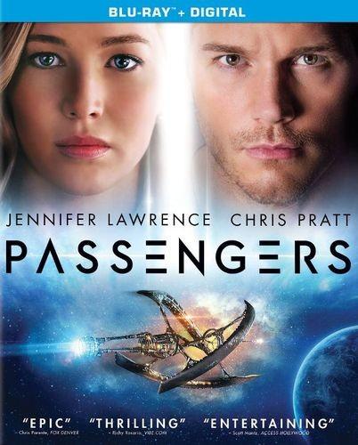 Life (Blu-ray + Digital HD) + Passengers (Blu-ray + Digital HD) $9.98 + Free Shipping