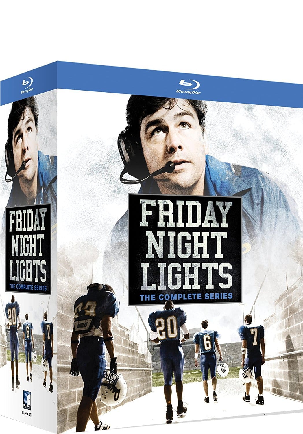 Friday Night Lights: The Complete Series (Blu-ray) $29 + Free Shipping
