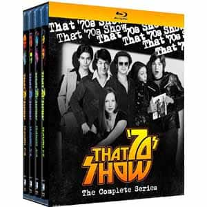 Fry's Email Exclusive: That '70s Show Complete Series Flashback Edition (Blu-ray) $29.99 & More + Free Shipping