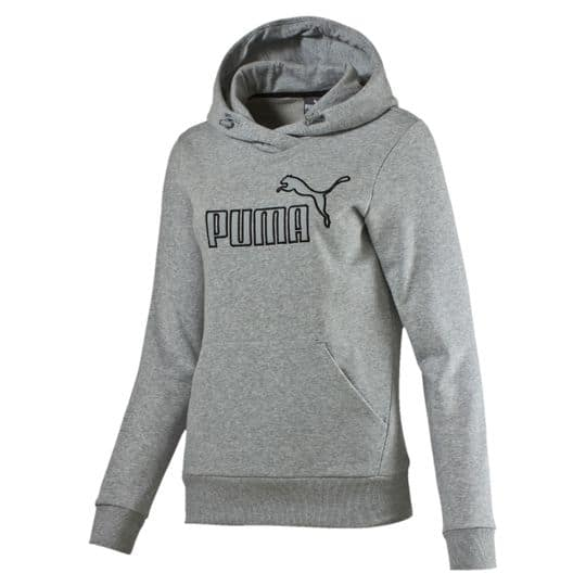 Puma Women's Elevated Logo Hoodie (various colors) $17.49 + Free Shipping