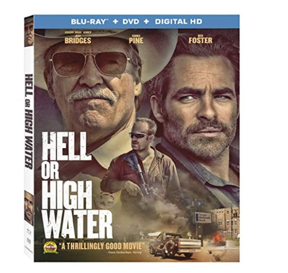 Hell Or High Water (Blu-ray + DVD + Digital HD) $5.96 @ Amazon