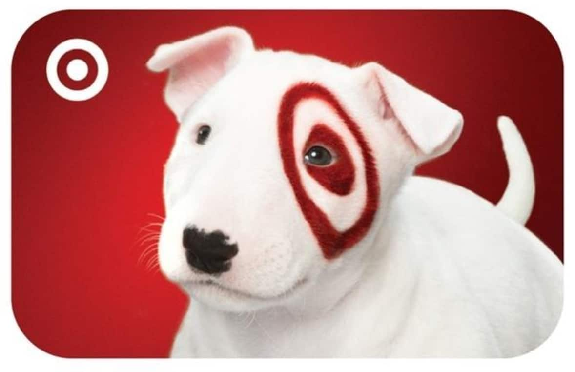 Target: 10% Off Target Gift Cards *Sunday 12/3 Only*