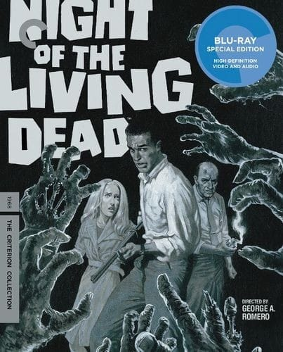 Criterion Collection: Night Of The Living Dead Pre-order (Blu-ray) $18.31 + Free Shipping