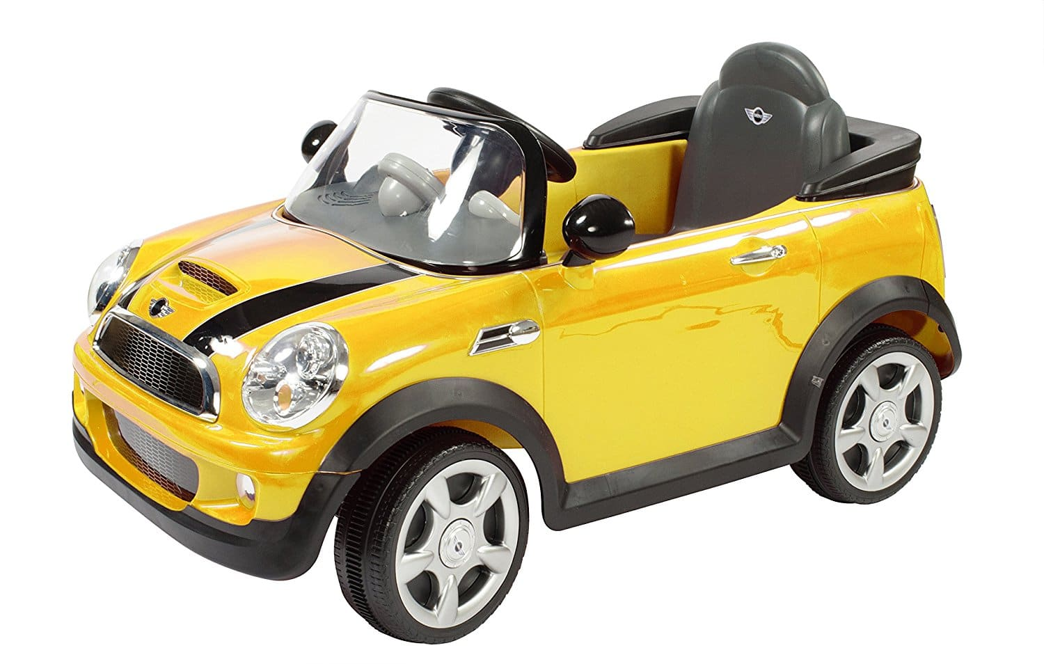 Rollplay Kid's MINI Cooper 6V Battery Powered Ride-On Toy $88.82 + Free Shipping