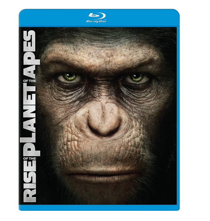 Used Like New: Rise of the Planet of the Apes (Blu-ray + DVD + Digital HD) $1.09 @ Amazon