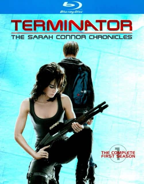 Terminator: The Sarah Connor Chronicles The Complete First Season (Blu-ray) $9.99 + Free Shipping @ Best Buy