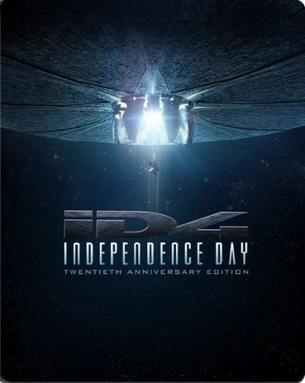 Steelbook Blu-ray Movies: Independence Day 20th Anniversary Edition, Fantastic Four & More $7.99 Each + Free Shipping