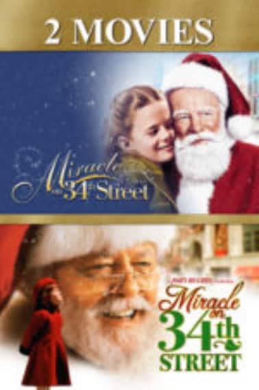 Miracle on 34th Street 2-Movie Collection (Digital HD) $9.99 @ Apple iTunes