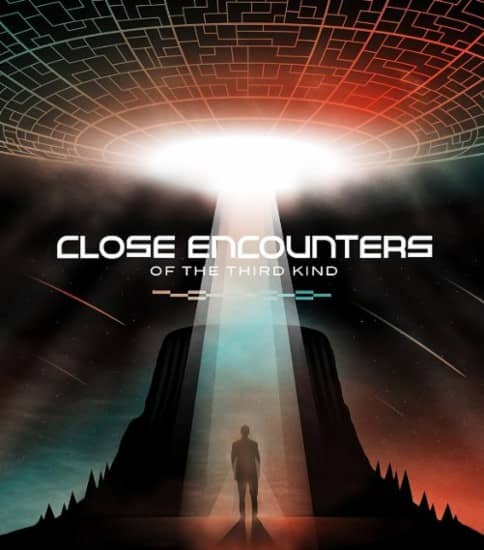 Best Buy Exclusive 4K UHD Steelbook: Close Encounters of the Third Kind or The Fifth Element $14.99 Each + Free Shipping