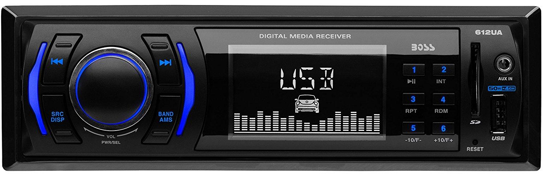 Boss Audio Single Din MP3/USB/SD AM/FM In-Dash Car Stereo $16.98 + Free Store Pickup @ Walmart