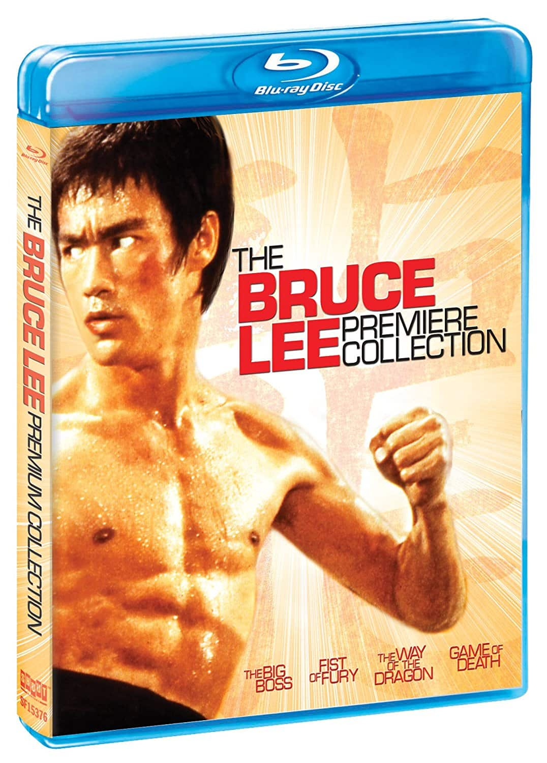 The Bruce Lee Premiere Collection (Blu-ray) $15.95 Shipped