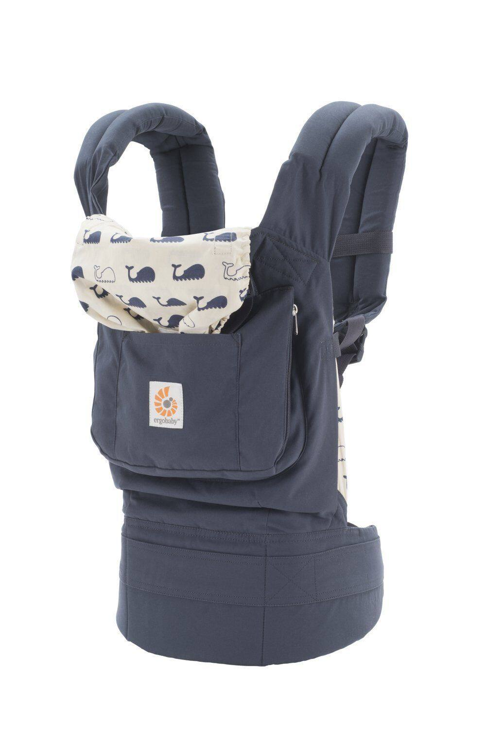 Ergobaby Original 3 Position Baby Carrier (Marine) $54.99 + Free Shipping