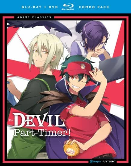 Anime Blu-rays: The Devil is a Part Timer: The Complete Series (Blu-ray + DVD) $17.99, Akira: 25th Anniversary Edition (Blu-ray + DVD Combo) $12.99 & More + Pickup Up @ Best Buy