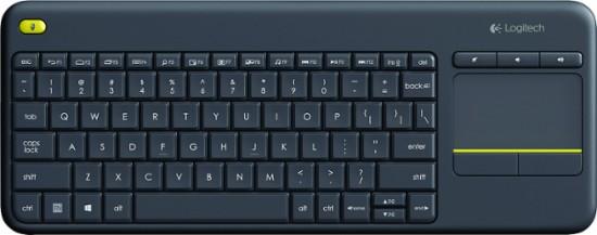 Logitech K400 Wireless Keyboard w/ Built-In Touchpad $17.99 + Free Store Pickup @ Best Buy