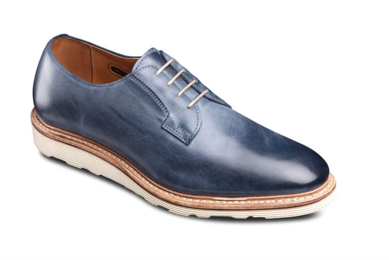Allen Edmonds Men's Cove Drive Shoes $77.60 + Free Shipping