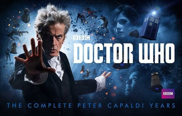 Doctor Who: The Complete Peter Capaldi Years (Blu-ray) $79.99 + Free Shipping @ Best Buy