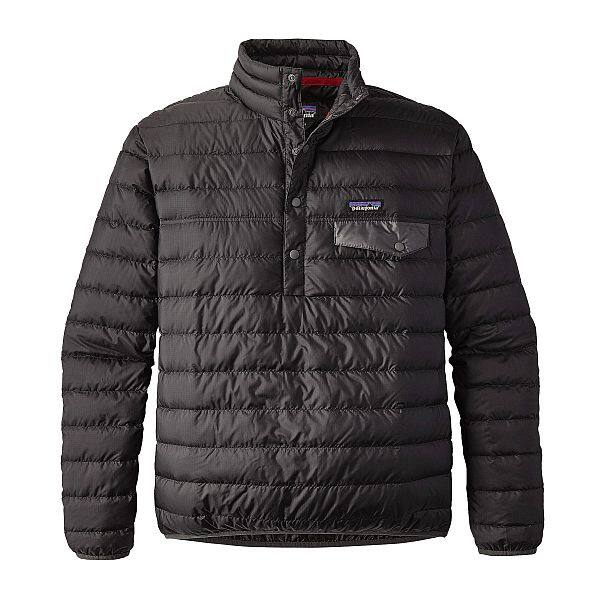 Patagonia Men's Down Snap-T Pullover (various colors) $99 + Free Shipping
