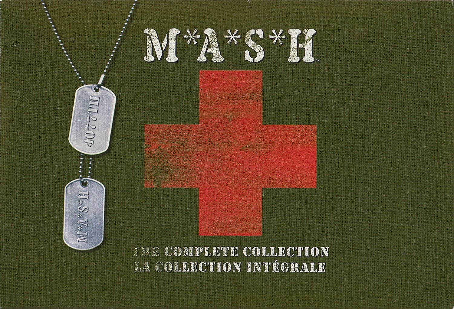 MASH: The Complete Series Collection Seasons 1-11 (DVD 33 Disc Box Set) $47.32 Shipped