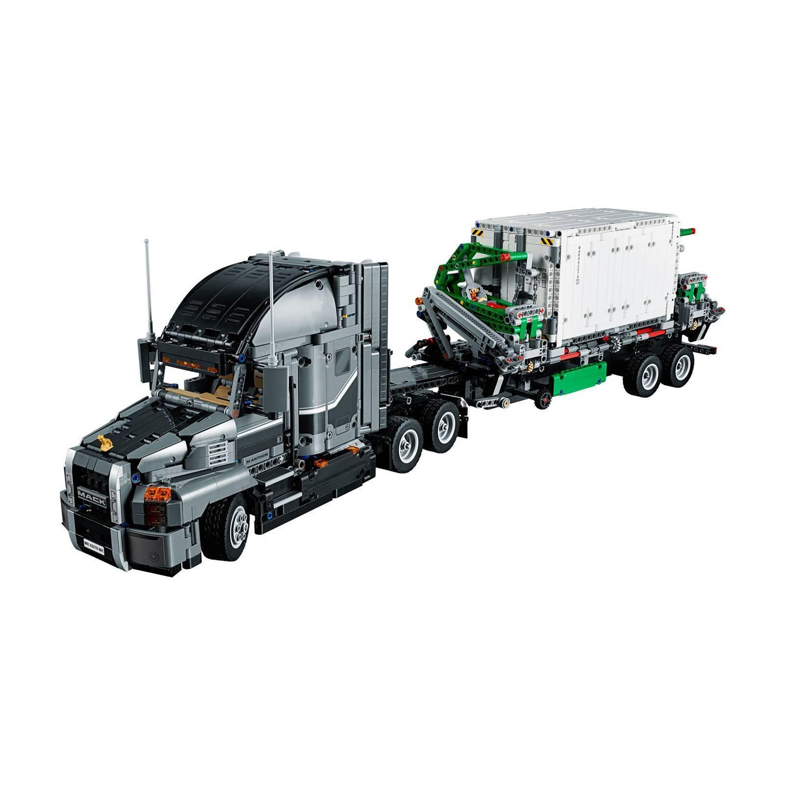 Lego Sets Lego Creator Volkswagen T1 Camper Van 96 Mack Anthem