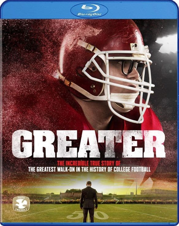 Greater (Blu-ray) $5.99 @ Best Buy & Amazon
