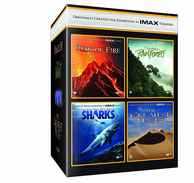 Imax Earth Collection Box Set (Blu-ray) $7.99 @ Amazon