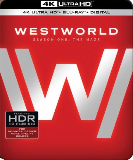Westworld: The Complete First Season (4K UHD + Blu-ray + Digital HD) $28.99 + Free Store Pickup @ Best Buy