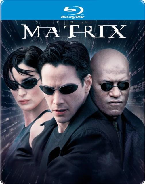 The Matrix 10th Anniversary Steelbook (Blu-ray) $5.99 + Free Store Pickup @ Best Buy
