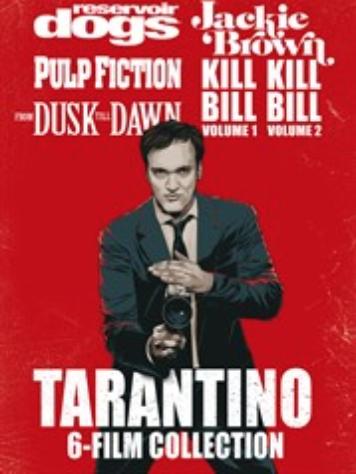 Tarantino 6-Film Collection (Digital HD) $14.99 @ Microsoft Store