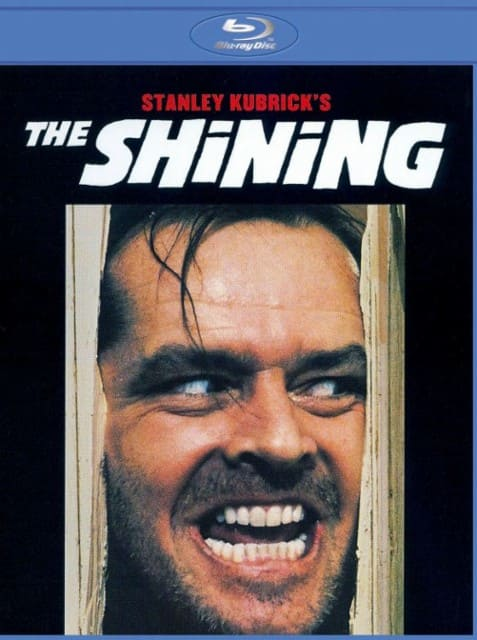 The Shining (Blu-ray) or Stephen King's It 1990 (Blu-ray) + $7 Off Any Movie Ticket (Atom) $7.50 Each + Free Store Pickup @ Target