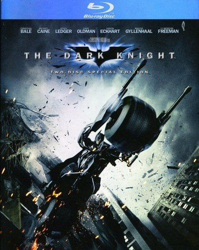 The Dark Knight (Used - Like New Blu-ray) $3.09 @ Amazon