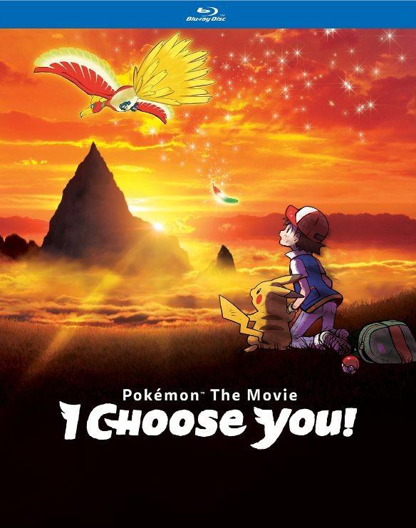 Pokemon the Movie: I Choose You! (Blu-ray) $9.99 + Free Store Pickup @ Best Buy
