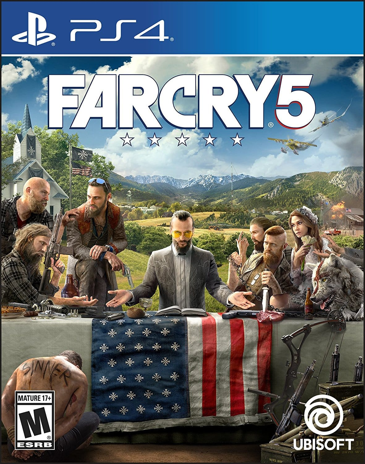 BOGO Select Videos Games: Far Cry 5, Assassin's Creed Origins, South Park: The Fractured but Whole, Tom Clancy's Rainbow Six Siege or Mario + Rabbids Kingdom Battle @Target 6/3-6/9