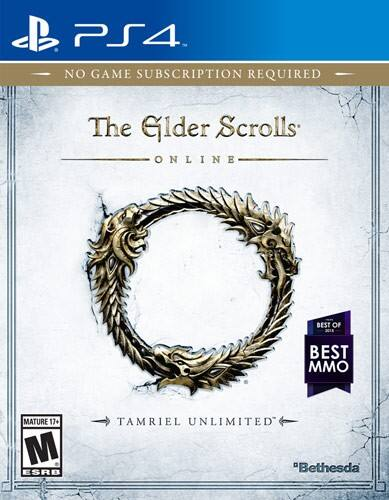 The Elder Scrolls Online: Tamriel Unlimited (Xbox One or PS4) $8.99 + Free Store Pickup @ Best Buy