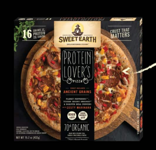 Free Sweet Earth Foods Pizza Coupon (first 5,000)