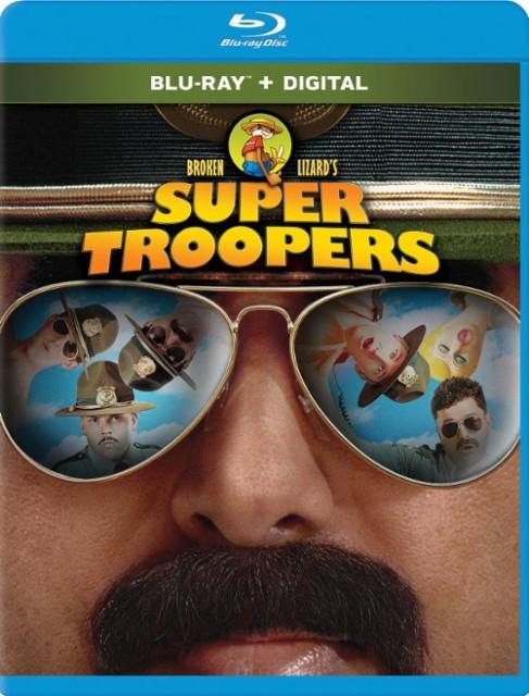 Super Troopers 2001 (Blu-ray + Digital HD) $5.99 + Free Store Pickup @ Best Buy