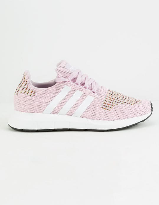 Tillys Up to 50% Off Select Styles  Adidas Swift Run Pink Womens ... 95658071d