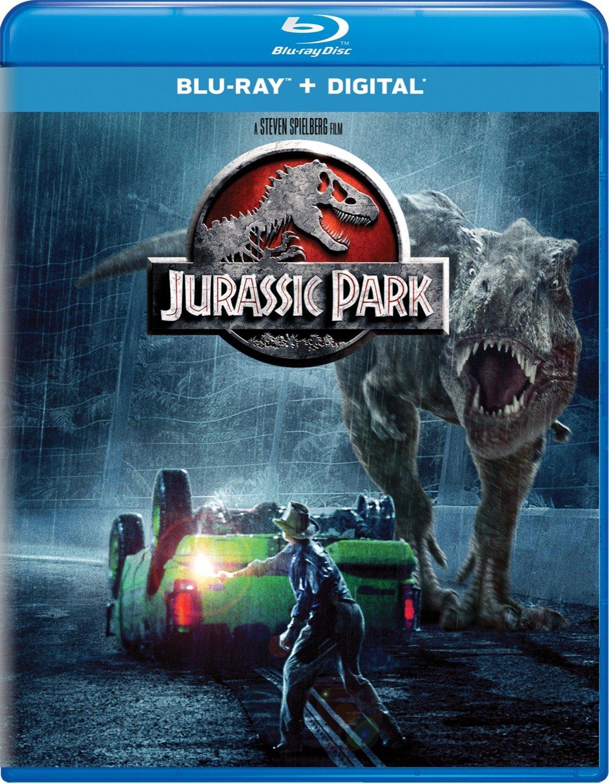 Jurassic Park (Blu-ray + Digital HD) $4.98 + Free Shipping