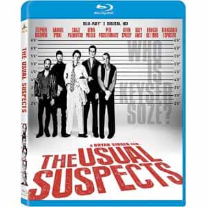 The Usual Suspects 20th Anniversary (Blu-ray + Digital HD) $2.99 + Free Store Pickup @ Fry's