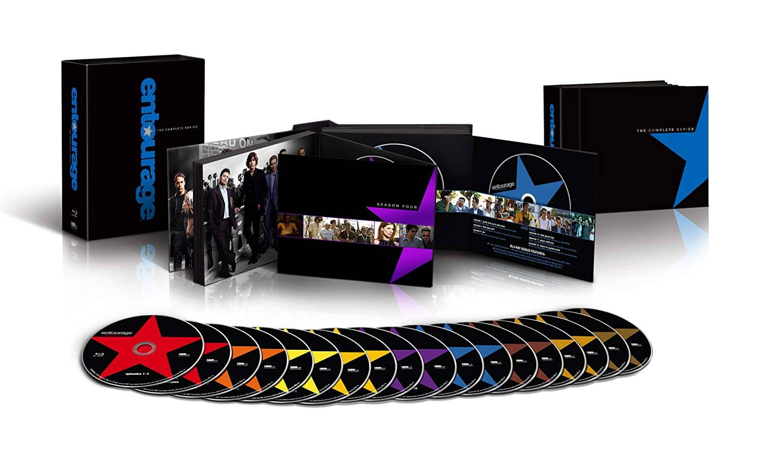 Entourage: The Complete Series (Blu-ray) $36.34 Shipped @ Amazon Canada