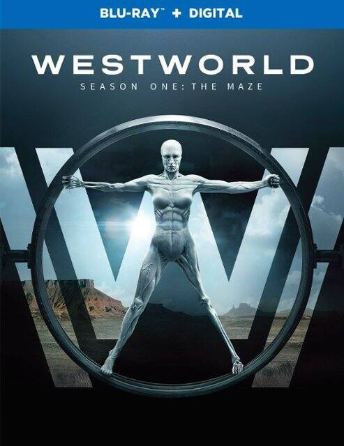 Westworld: The Complete First Season (Blu-ray + Digital HD) $15.99 + Free Store Pickup @ Best Buy