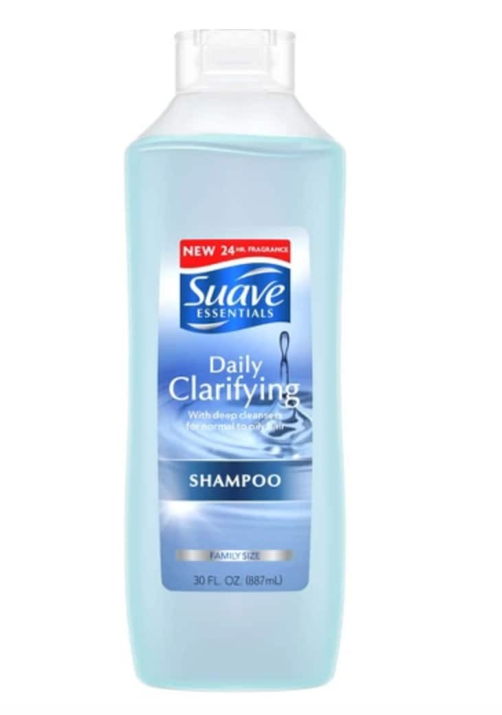 4-Count 30-Oz Suave Essentials Daily Clarifying Shampoo + $5 Target Gift Card $7.76 & More + Free Store Pickup @ Target