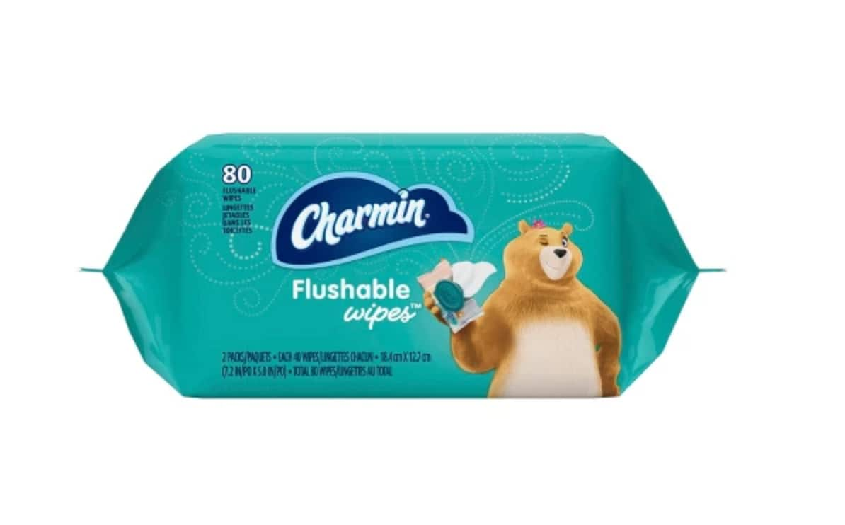 Charmin Flushable Wipes Settlement ($4.20 cash back w/ no receipts or up to $30 cash back w/ receipts)