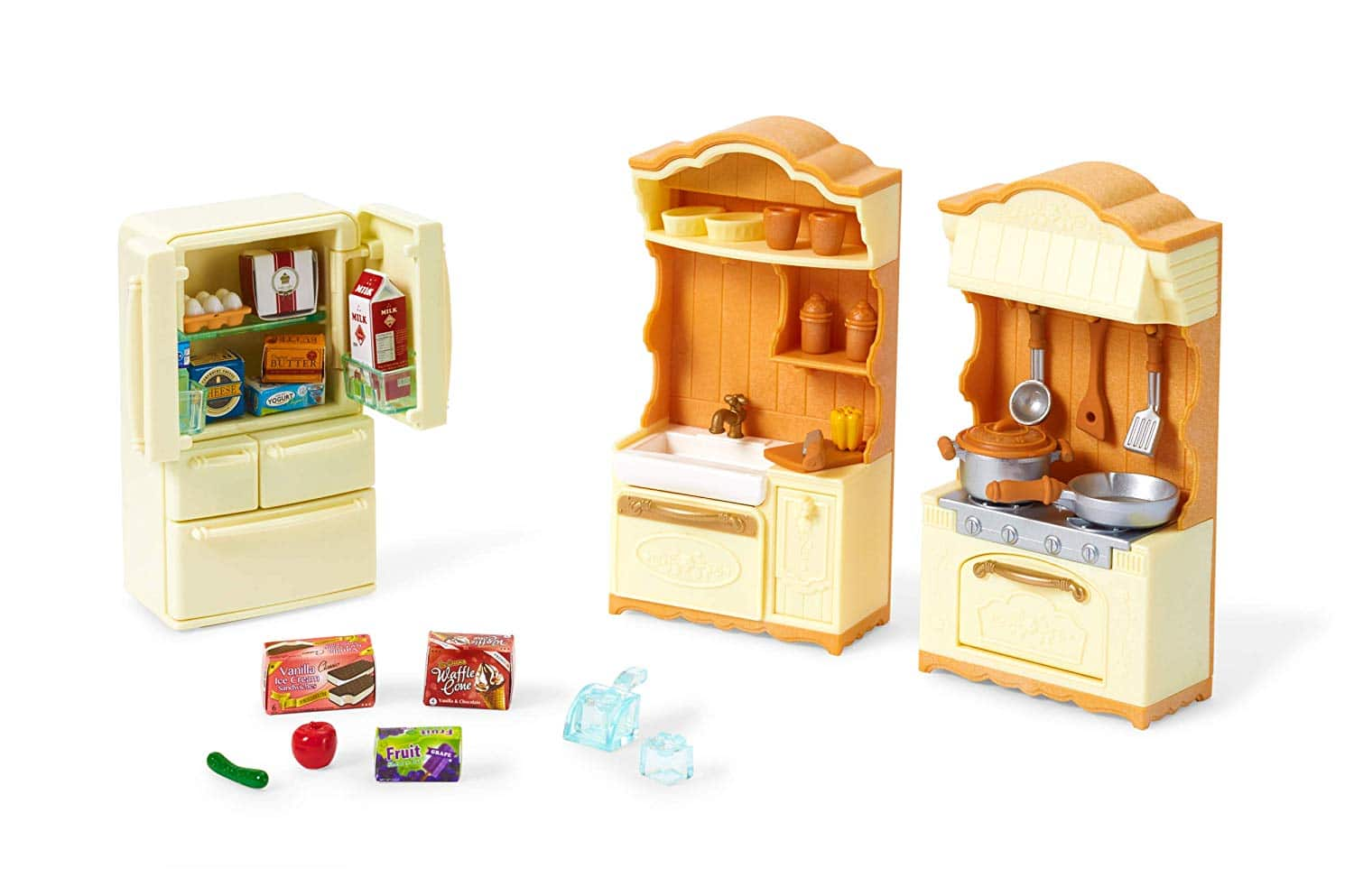 Add-on Item: Calico Critters Kitchen Play Set $4.70 @ Amazon