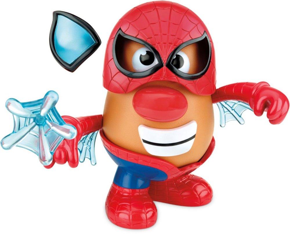 Playskool Friends Mr. Potato Head Marvel Spider-Spud Suitcase $7.99 + Free Store Pickup @ Best Buy