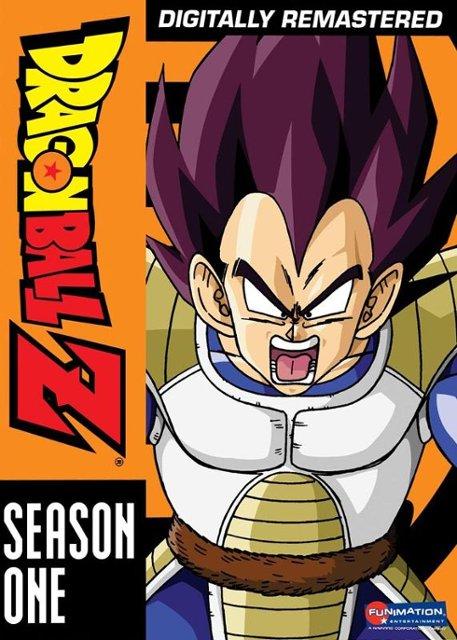 DragonBall Z (Blu-ray): Season One, Season Two, Season Four, Season Eight or Season Nine $11.99 Each + Free Store Pickup @ Best Buy